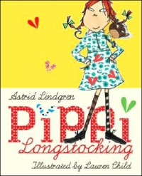 Pippi longstocking by lauren child
